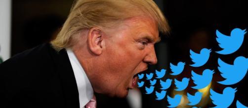Trump es el primer presidente de Twitter de Estados Unidos. - newrepublic.com