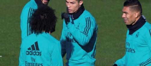 Zidane deja fuera a Cristiano y Benzema para el próximo partido
