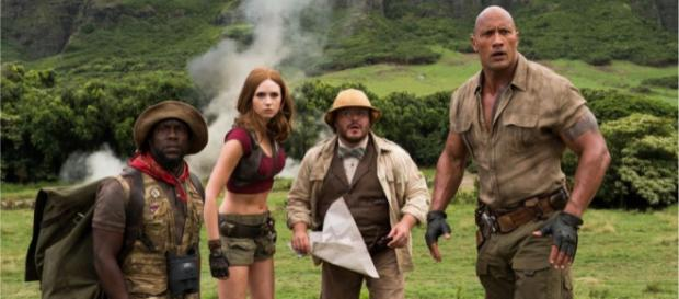 Box-office US du 14 janvier : Jumanji toujours au top, Pentagon ... - premiere.fr