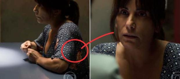 """Duda na novela """"O Outro Lado do Paraíso""""."""