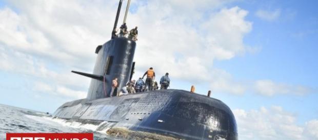 El submarino ARA San Juan de la Armada de Argentina desaparece en ... - bbc.com