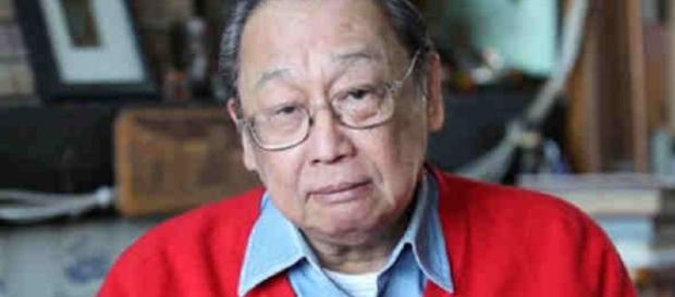 FUNDADOR DE CPP. José María Sison fue el profesor del presidente Rodrigo Duterte en la Universidad Lyceum en Manila.