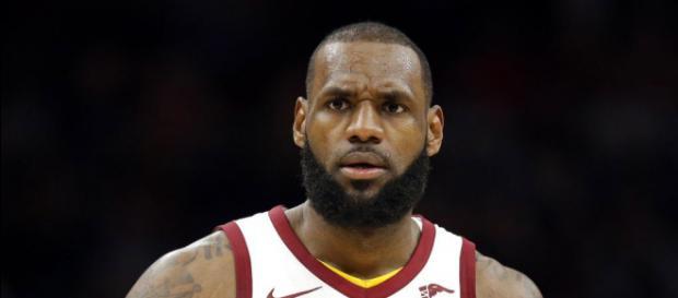 Los jugadores de Cleveland no estan contentos con James