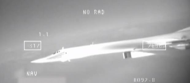 Photo of teh TU-160 released by Belgium Air Force Image credit Aviationist.com