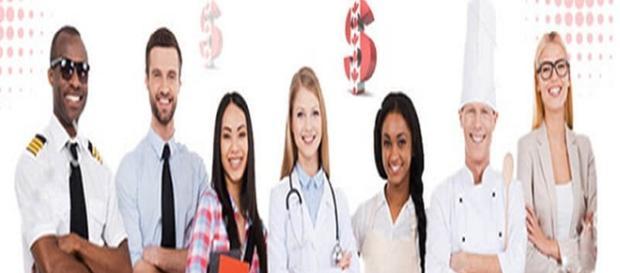 Vagas de emprego no Canadá com maiores chances de contratação