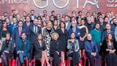 Así fue el tradicional encuentro de nominados a los Premios Goya 2018