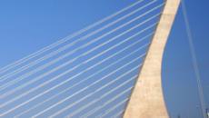 Puente de la Unidad: Diseño de vanguardia al servicio de una gran metrópoli
