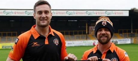 James Green will be looking to impress his new club following his move to the Tigers. Image Source - hulldailymail.co.uk