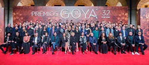 Así fue el tradicional encuentro de nominados a los Premios Goya / ©Alberto Ortega - Cortesía de la Academia de Cine