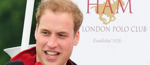 Bald Prince William is turning heads now that he is freshly shaved. [Image via Wikipedia Commons]