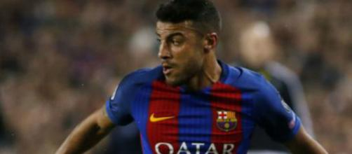 Barcelona: Rafinha: Now it's time to be patient   MARCA in English - marca.com