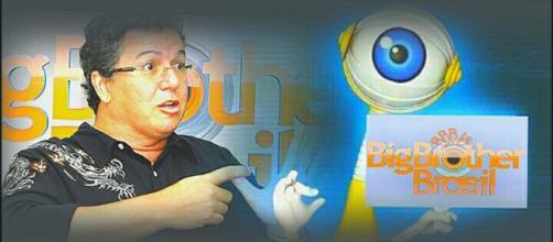 Boninho diretor de televisão brasileira