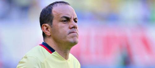 Cuauhtémoc Blanco asegura que quiere dirigir al Club América.
