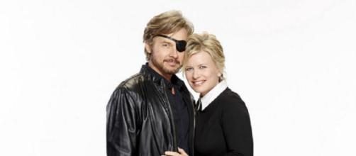 'Days of our Lives'' Steve and Kayla. - [Image by Chris Haston / NBC]