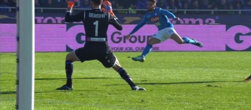 DIRETTA - Atalanta-Napoli 0-1, stupendo gol di Mertens! - calcionapoli1926.it