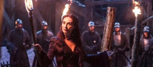 Game of Thrones Saison 6 : Une nouvelle Prêtresse Rouge castée ... - melty.fr