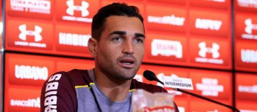 Gilberto, artilheiro do Paulistão no ano passado, já foi sondado por Santos e Corinthians