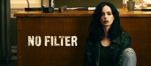 Krysten Ritter as Jessica Jones for season 2 of the Netflix hit/Photo used with permission, 'Jessica Jones'/Netflix