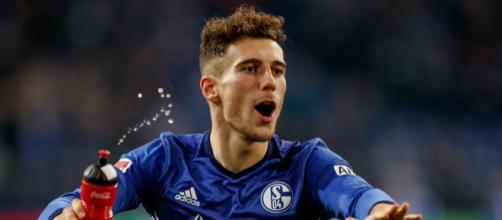 León Goretzka deja su actual club el Schalke