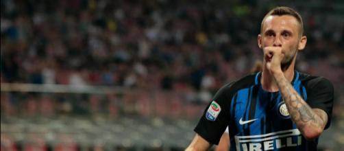 Marcelo brozovic parece que puede ir fuera del Inter