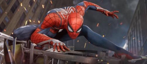 Mejorado Videojuego de Spider-Man para PS4