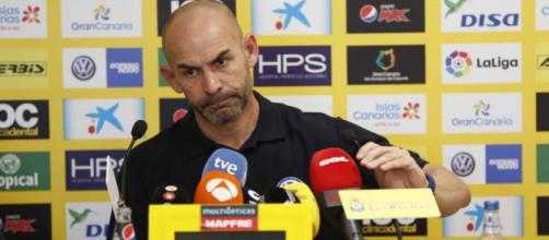 Pelea entre el nuevo entrenador de las Palmas y Remy