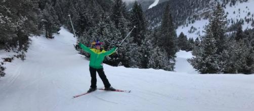 Pistas de esquí de la estación de esquí Port del Comte