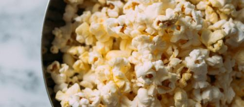 Popcorn - Photo by Charles Deluvio on Unsplash