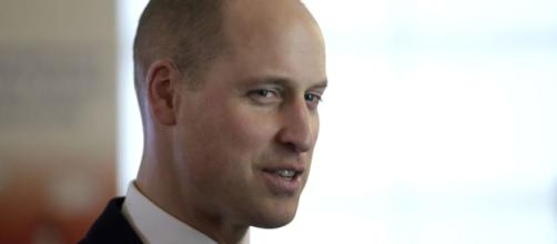 Prince William Debuts new Shaved Haircut [image via Sky/Youtube screencap]