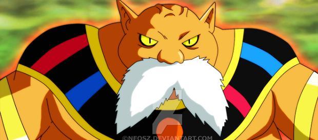 Dragon Ball Super: Toppo el dios de la destrucción