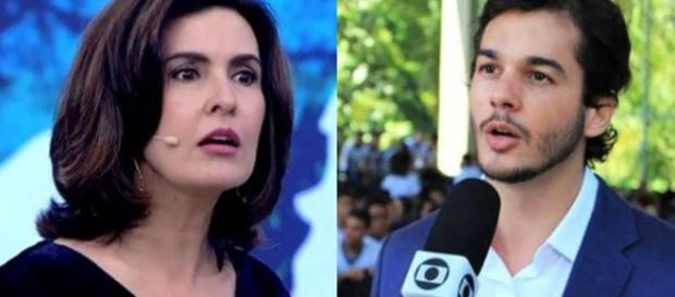 Fátima Bernardes está namorando o advogado Túlio Gadelha e casal é um dos prediletos entre internautas.