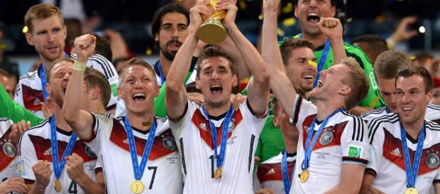 Germany will try to equalize the five cups of Brazil - FIFA.com - fifa.com