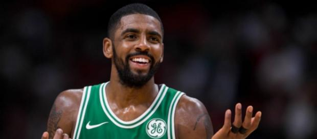 Kyrie Irving es una estrella en Boston Celtics