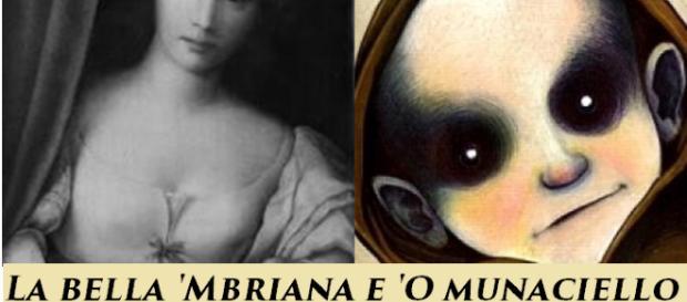 La bella Mbriana e il Monaciello: i due spiriti antagonisti dell'antica Napoli