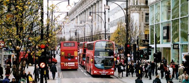 Oxford Street -- Ysangkok/Wikimedia Commons