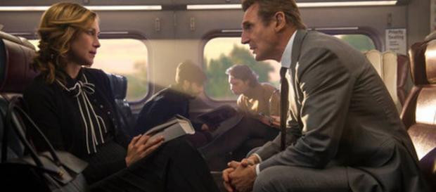 Review: Liam Neeson rides again in 'The Commuter' | The Fresno Bee - fresnobee.com