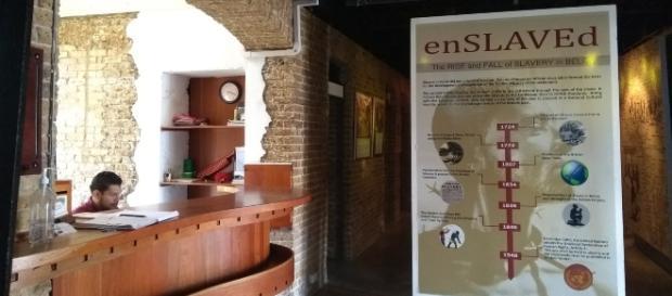 Un atractivo de la Ciudad de Belice es su pequeño museo, donde se narra su historia.