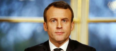 Emmanuel Macron présente ses premiers voeux aux Français - Libération - liberation.fr