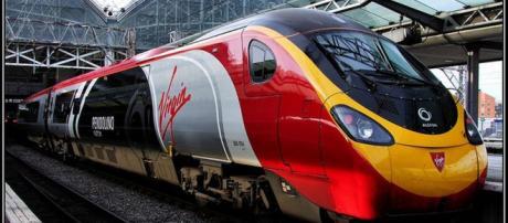 Virgin Train offends passenger.