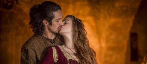 Afonso e Amália: romance que promete dar o que falar em 'Deus Salve o Rei'