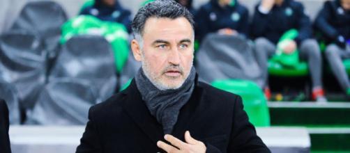 ASSE : Galtier a quitté le club !