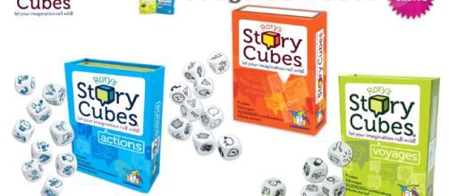 Compra Cubos Para Crear Cuentos O Historias, Dados Rory's Story ... - com.co