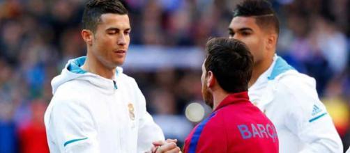 Cristiano Ronaldo está incomodado no Real