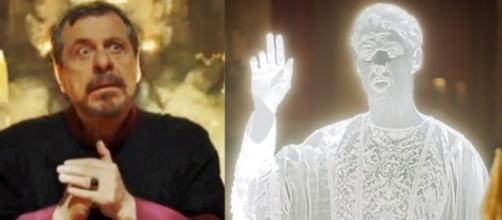 Espírito maligno se transforma em anjo de luz e engana Stefano
