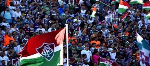 Fluminense inicia a temporada na quarta (Foto: Lancepress)