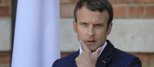 French President Emmanuel Macron racks up €26,000 bill for make-up ... - scmp.com
