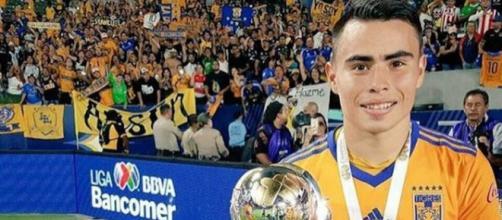 Jogador está no Tigres do México