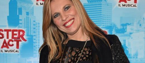 Laura Freddi partorisce per la prima volta a 45 anni