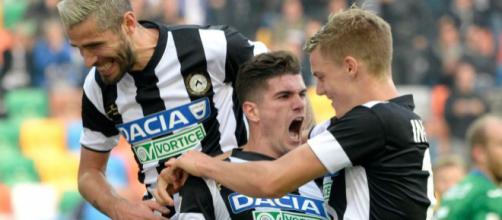 Milan: piacciono tre giocatori dell'Udinese - eurosport.com