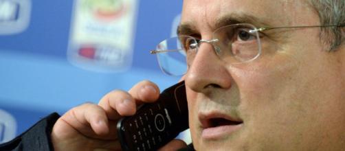 Lotito al telefono: Carpi e Frosinone in A? Ci rimettiamo ... - reporternuovo.it